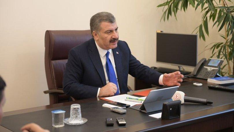 Sağlık Bakanı Fahrettin Koca, koronavirüs açıklaması