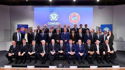 UEFA CONMEBOL