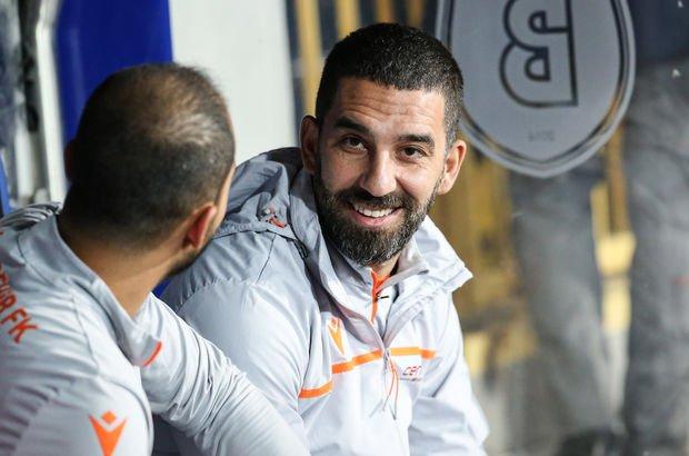 Arda Turan'dan transfer açıklaması