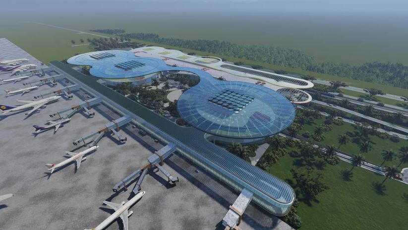 İşte Yeni Çukurova Havalimanı