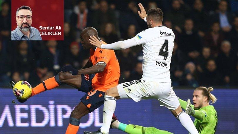 Başakşehir - Beşiktaş maçı