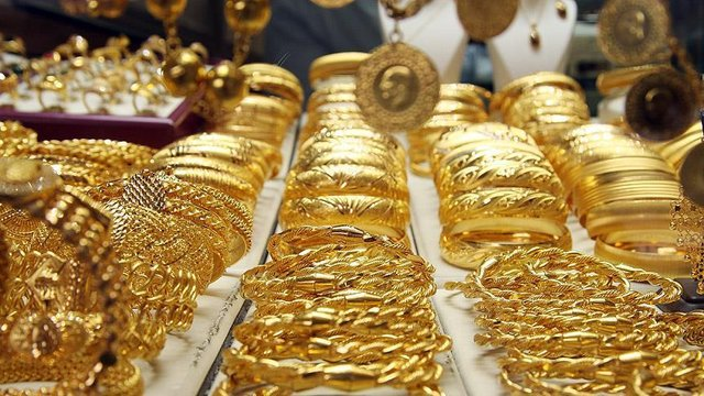 Son dakika altın fiyatları! 15 Şubat altın fiyatları ne kadar? Çeyrek altın, gram altın fiyatı Cumartesi