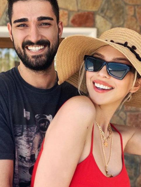 Yasemin Şefkatli'den İdo Tatlıses'e romantik doğum günü paylaşımı - Magazin haberleri