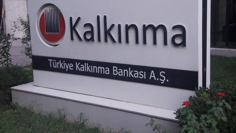 Kalkınma Yatırım Bankası'ndan 447 milyon TL'lik net kar