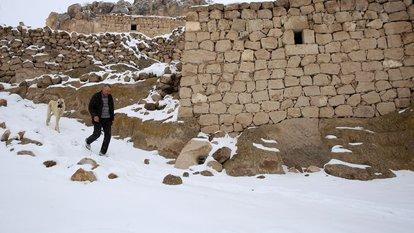 Nevşehir Çekme köyü