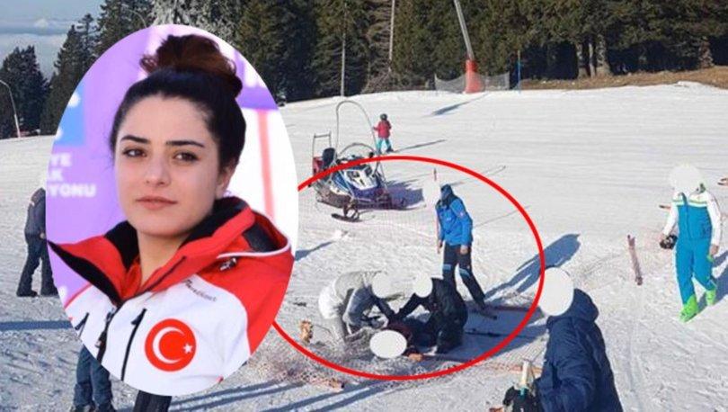 Milli kayakçı Sıla Kara Slovenya'da teleferikten düşen çocuğu kurtardı |  Gündem Haberleri