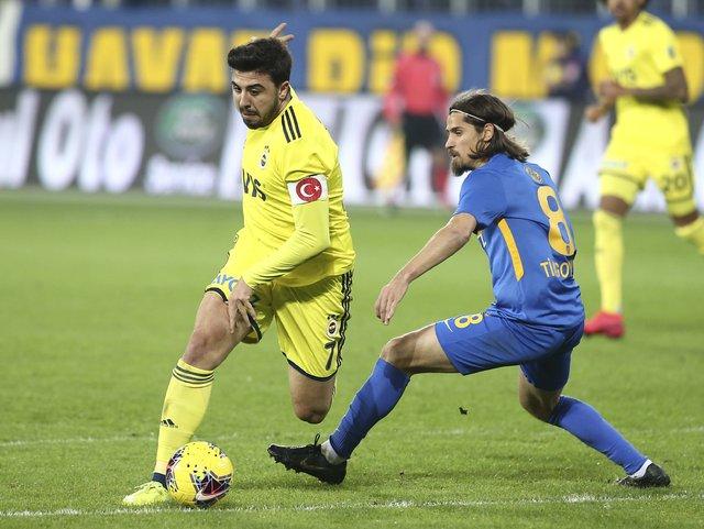 Rıdvan Dilmen, Ankaragücü - Fenerbahçe maçını değerlendirdi