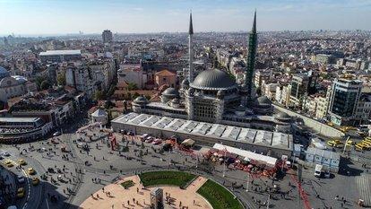 Taksim Camisi