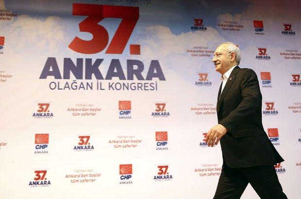 CHP lideri: Ortadoğu'da barışı inşa edeceğiz
