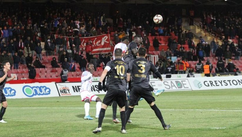 İstanbulspor gol yağdırdı