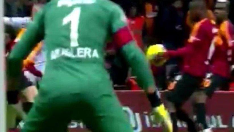 Malatya'dan penaltı tepkisi