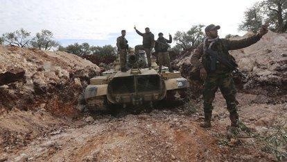 Suriyeli muhalif güçler