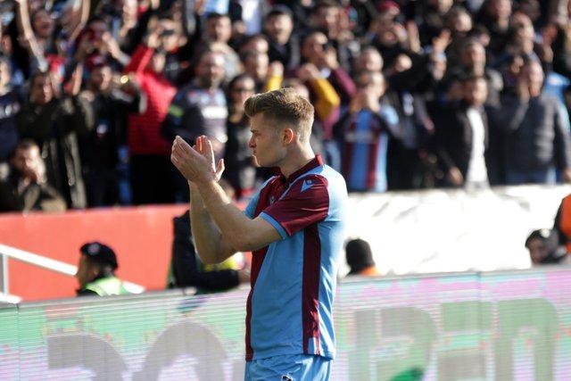 Trabzon'da şampiyonluk sesleri!