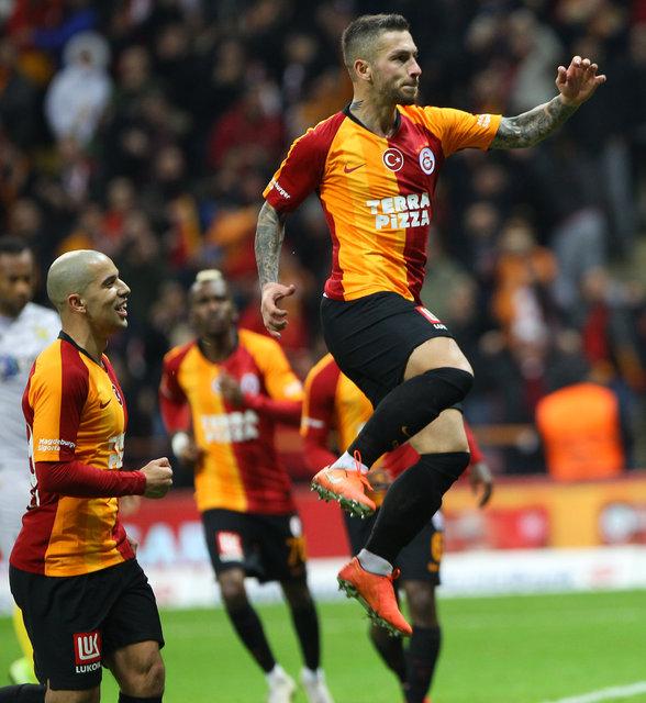 Spor yazarlarında Galatasaray - Yeni Malatyaspor maçı yorumu