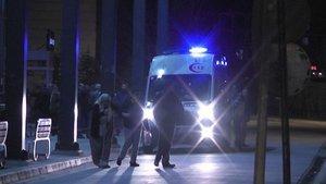 Kahvehaneye silahlı baskın: 3 yaralı