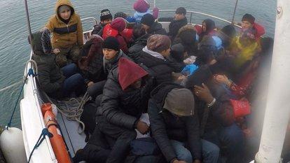 kaçak göçmen