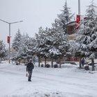Doğu'da 3 ilde kar yağışı bekleniyor