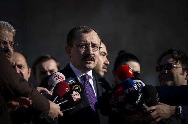 Yeni kanun teklifi! AK Partili Muş açıkladı