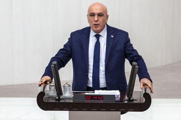 İYİ Parti'den bir haftada ikinci istifa!