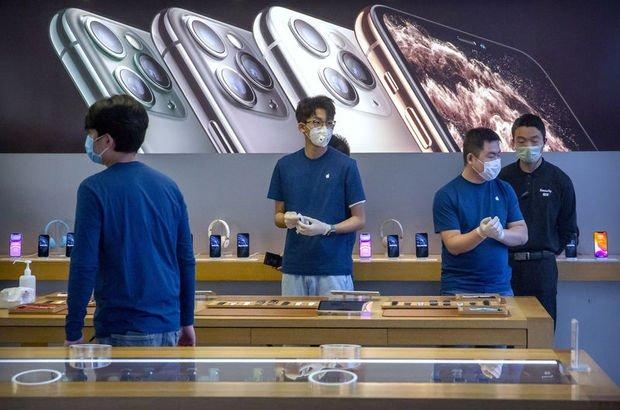Apple'da koronavirüs şoku!