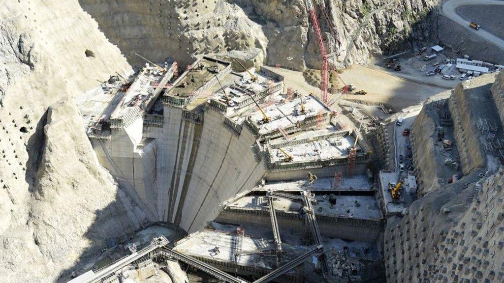 Türkiye'nin en büyüğü olacak! 184 metreye ulaştı
