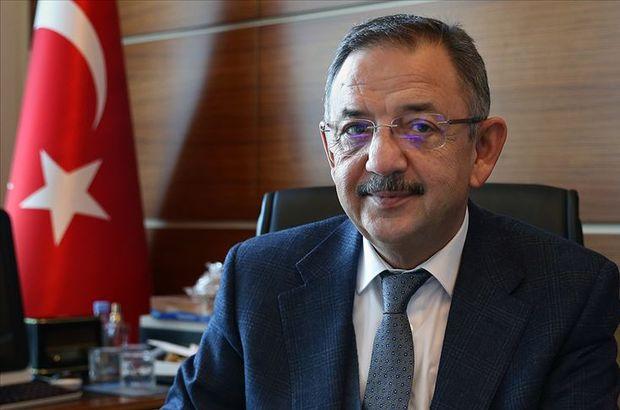 AK Partili Özhaseki'den kaza sonrası ilk açıklama