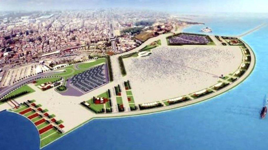 Yenikapı Kruvaziyer Limanı için ÇED süreci başladı