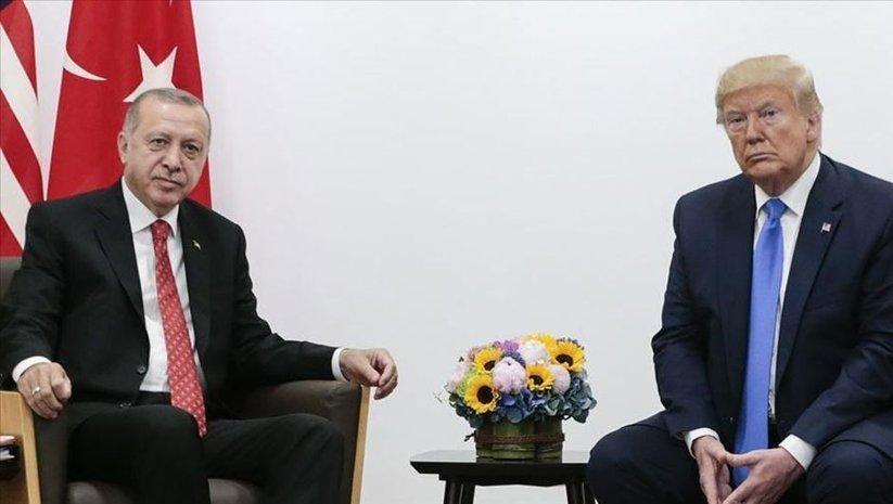 Trump'tan kritik Türkiye mesajı
