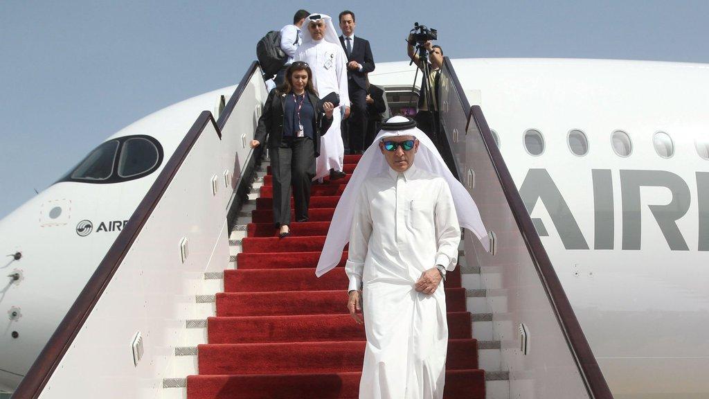 Katarlılar İngiliz yatırımını sevdi