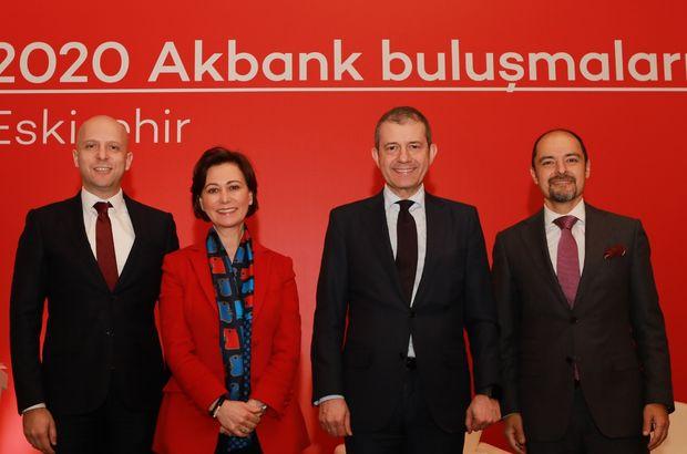 Akbank buluşmaları başladı