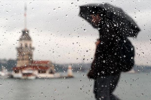 Yağışlı ve serin havalar geliyor