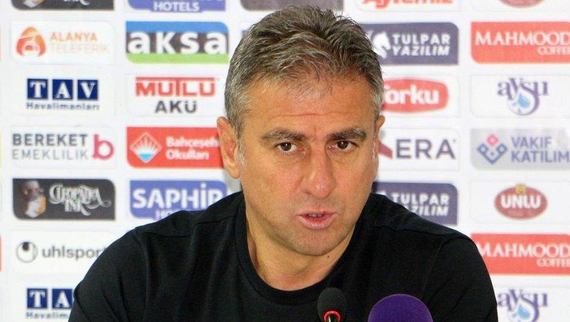 Hamza Hamzaoğlu, derbiyi değerlendirdi