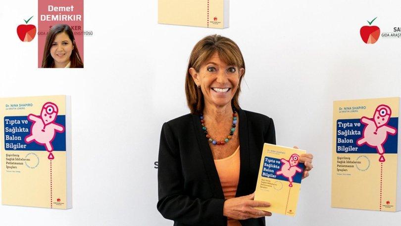 Prof. Nina Shapiro balon bilgileri patlatmanın yollarını anlattı
