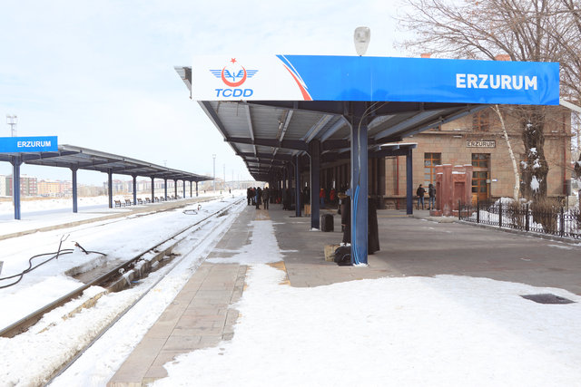 Doğu Ekspresi ile kar diyarına rüya gibi yolculuk