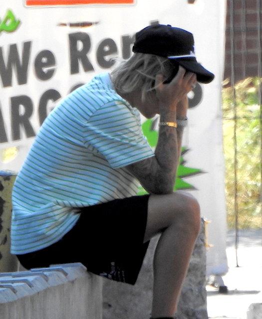 Justin Bieber: İnsan olmama ve gözyaşı dökmeme izin yok