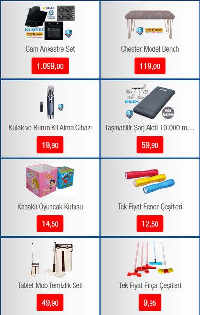 BİM 21 Şubat 2020 aktüel ürünleri satışa çıkıyor! BİM'de hangi ürünler indirimde? İşte tam liste