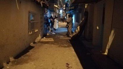 İzmir'de bıçaklı saldırı