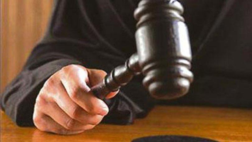 Eski hakime hapis cezası