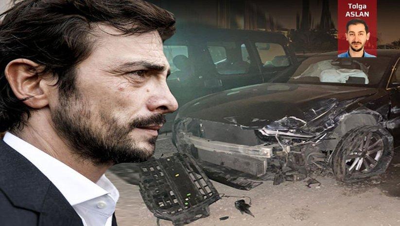 Kaza sonrası Ahmet Kural'dan flaş açıklama