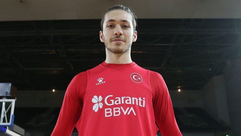 Genç basketbolcu Şehmus Hazer: