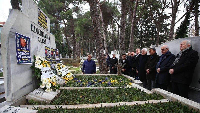 Eski Fenerbahçe Kulübü Başkanı Mehmet Emin Cankurtaran anıldı