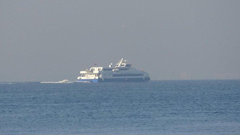 İzmir'in yeni feribotuna Fethi Sekin'in adı veriliyor