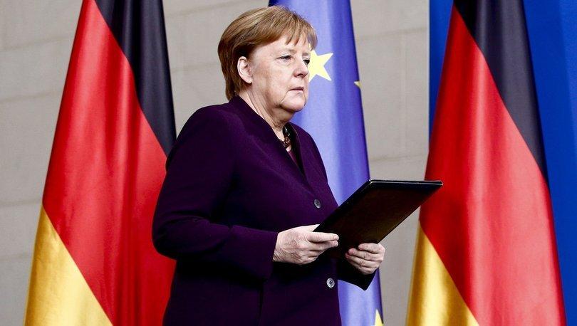 Son dakika haberi Merkel'den ırkçı saldırı için ilk açıklama!