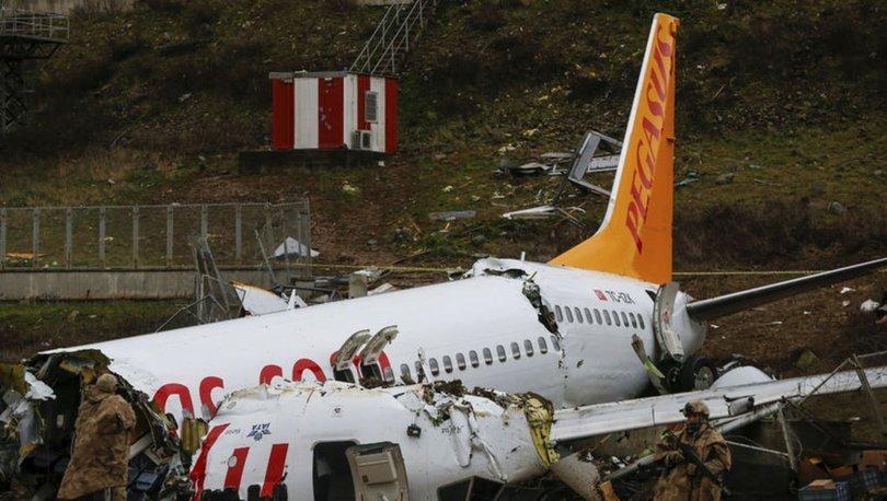 Bakanlıktan 'uçak kazası' açıklaması
