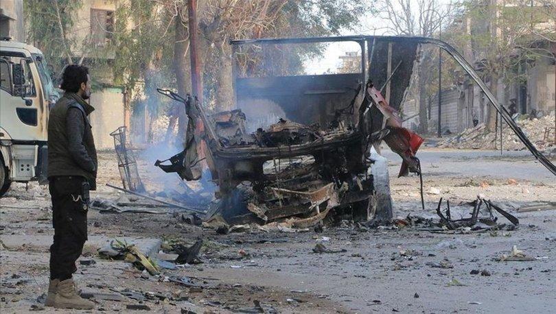İdlib SON DAKİKA! AA: Ilımlı askeri muhalifler İdlib'de operasyon başlattı