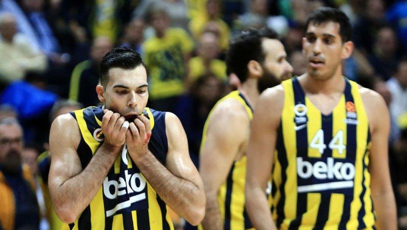 Fenerbahçe Beko: 65 - Real Madrid: 94   MAÇ SONUCU