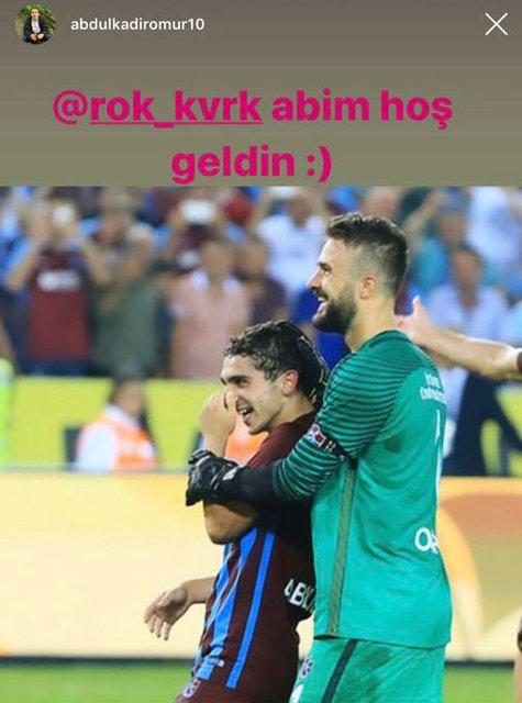 Onur Kıvrak ortaya çıktı! (Trabzonspor paylaşımları)