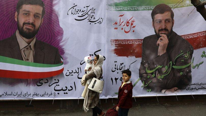 İran meclis seçimleri için sandık başında!