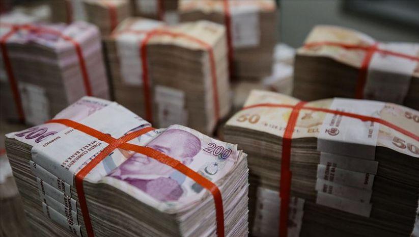 Merkezi yönetimin borcu 1,3 trilyon lira