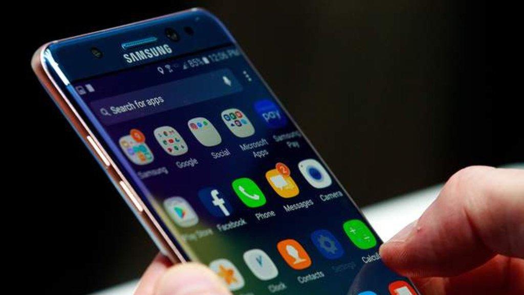 Samsung kullanıcılarını korkutan mesaj